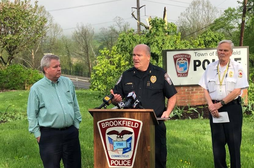 Brookfield First Selectman: Storm response will be a multi-day event