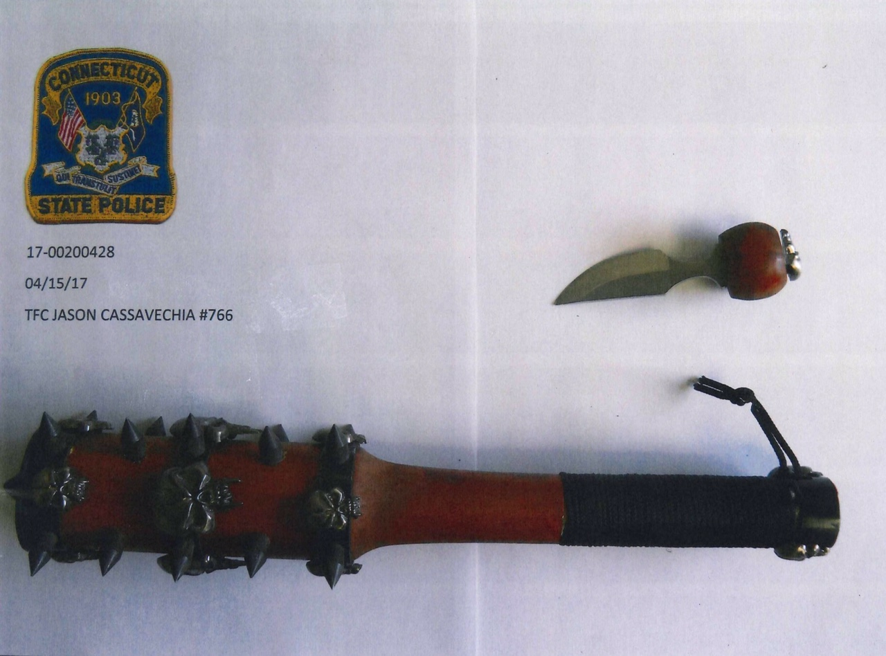 local headlines am man arrested on weapons charge during brookfield traffic stop