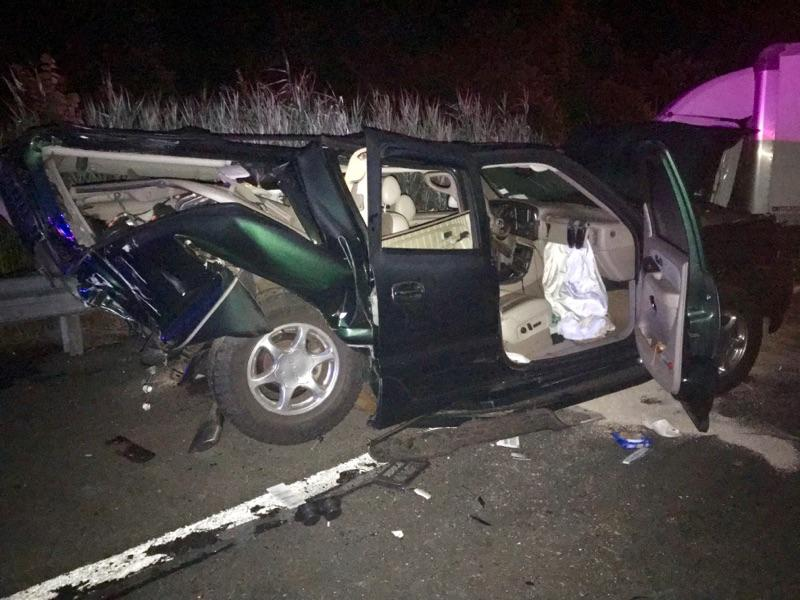 Brewster woman killed, two injured in I-684 crash