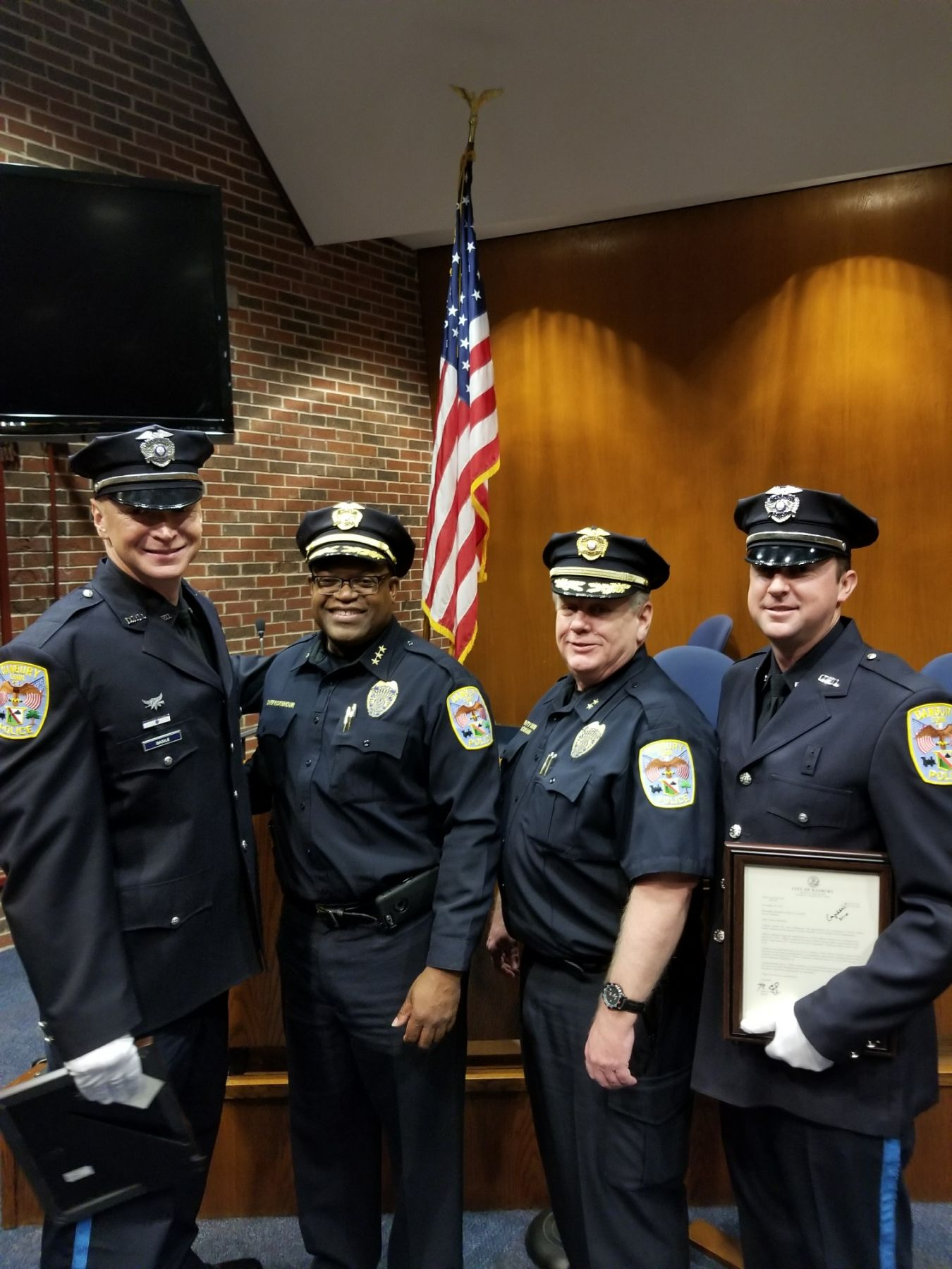 He is a Field Training Officer and a member of the Honor Guard and the  Community Conditions Unit. Anderson has received numerous letters of  appreciation and ...